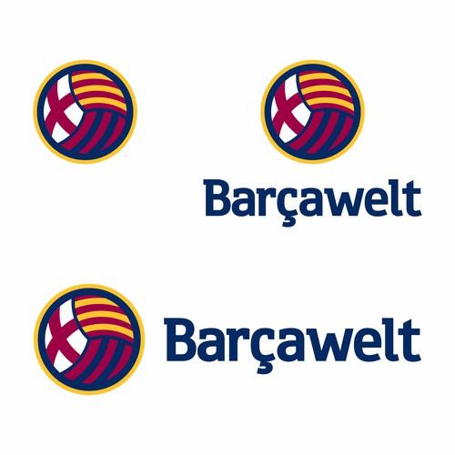 Create An Unique Logo For Our Fc Barcelona News Magazine Logo Design Contest 99designs