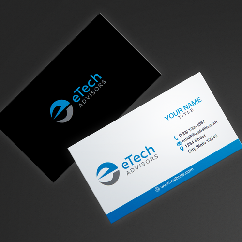 Logo and cards for an exciting technology consulting startup logo entries from this contest reheart Image collections