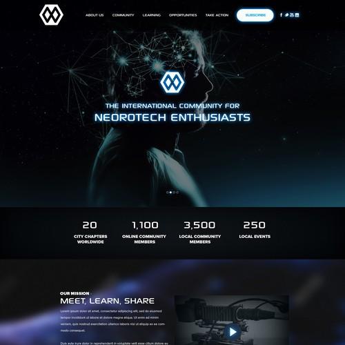 Design finalista por Concept 101