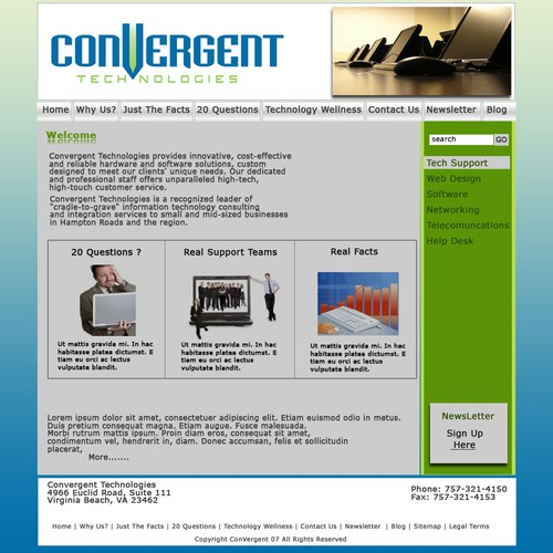 Design finalista por wilzencomp