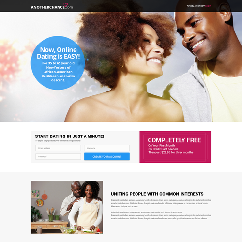 online dating sites for black professionals: dating website for people of dutch descent