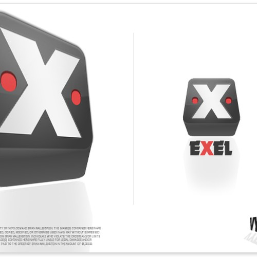 Diseño finalista de VYFX - Visually Yours