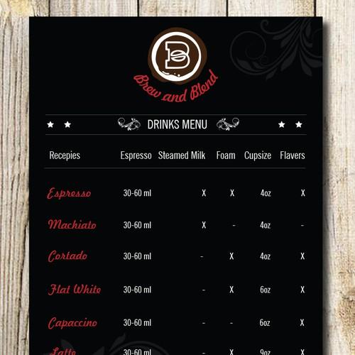 Runner-up design by Creative- Jiniya.