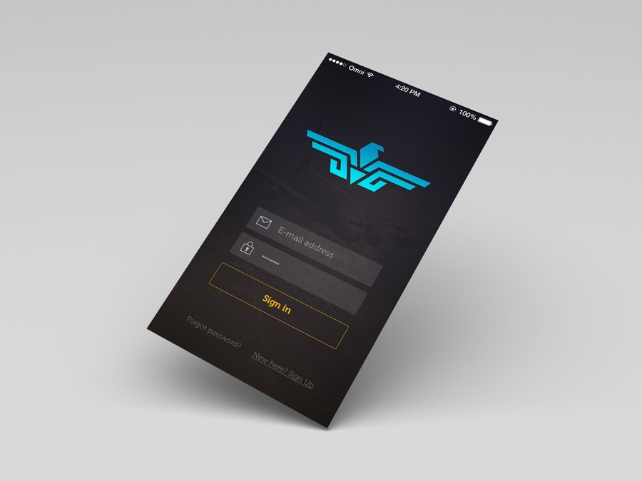 Design vencedor por ani_st.