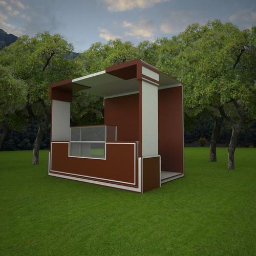 Zweitplatziertes Design von Andera Studio