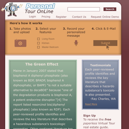 Meilleur design de webdever