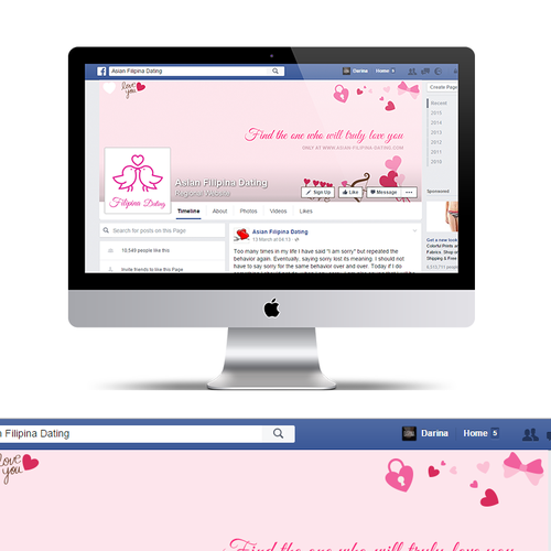 Dating sites related to facebook