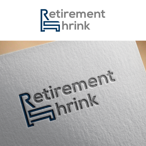 Create A Logo From Scratch For A Retirement Planning