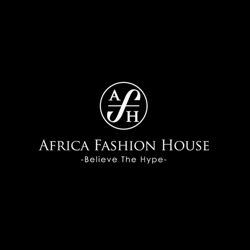 Grand Icon For Africa Fashion House Logo Design Contest