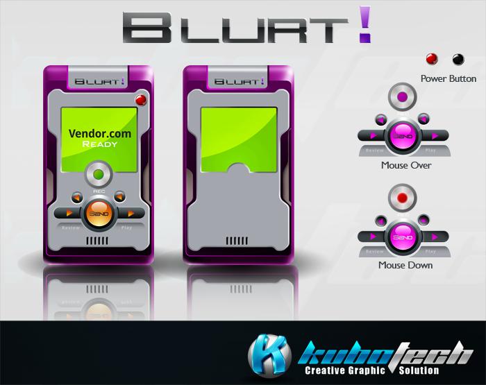 Design vencedor por Kubotech