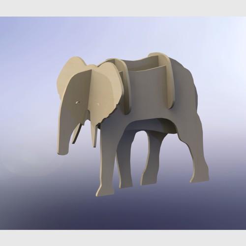 Diseño finalista de NikLinkov