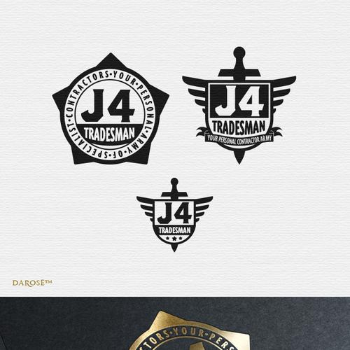 Runner-up design by DAROSE