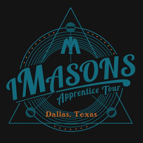 "Create a t-shirt for Infrastructure Masons (iMasons) new data center tour: ""iMasons Apprentice Tour"" Design by Johnny Kiotis"