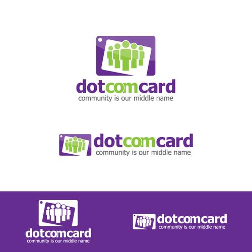 New Logo Needed For Dotcomcard Logo Design Contest