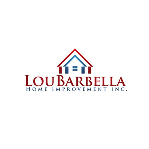 Home Improvement Design: Lou Barbella Home Improvement Inc. Needs A New Logo