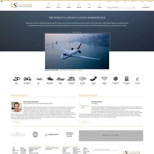 Design finalista por Saint Creative