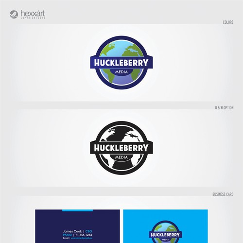 Runner-up design by hexxàrt