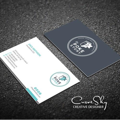 Runner-up design by CurveSky™