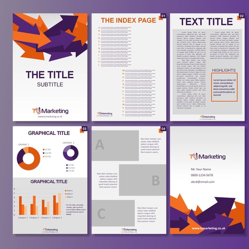 how to create ebook email template