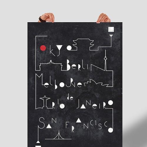 Design finalista por Mieloneczka