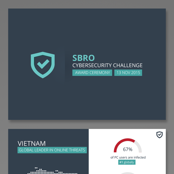 Serious ppt template for cybersecurity company powerpoint template serious ppt template for cybersecurity company toneelgroepblik Image collections