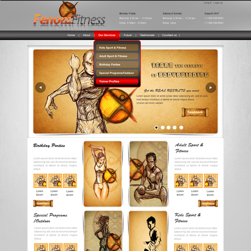 Runner-up design by SPHINX INDIA
