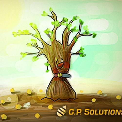 Runner-up design by Temourian™