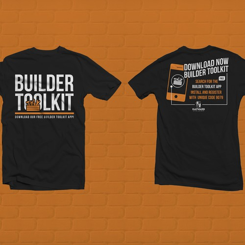 Create Cool New T Shirt Design For Builder Toolkit App T Shirt Contest 99designs
