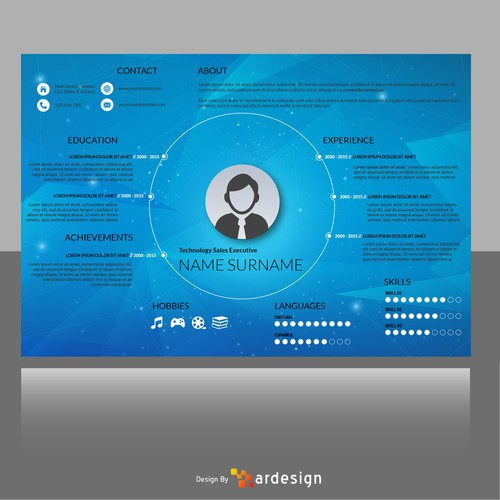 Diseño finalista de ardesignvisual