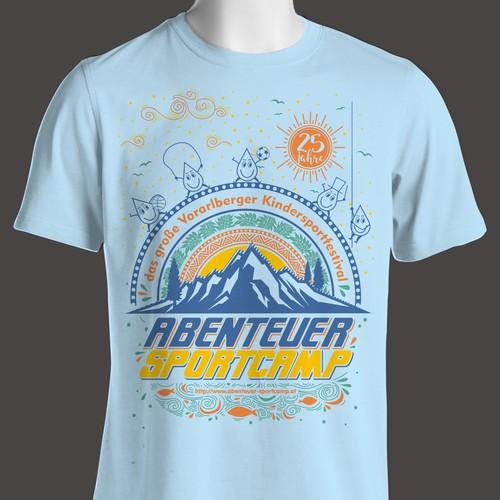 Runner-up design by LHPS