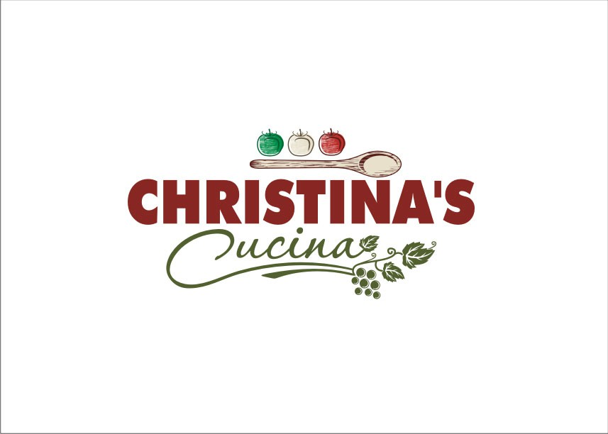 New logo for food site christina 39 s cucina logo design for Home decor logo 99 design contest