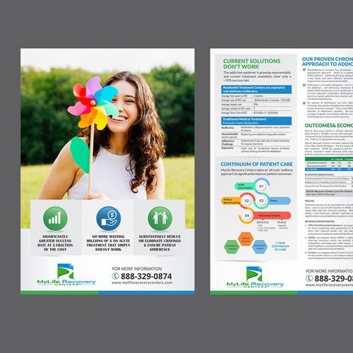 Runner-up design by Dzine Solution