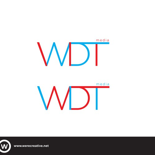 Diseño finalista de We're Creative