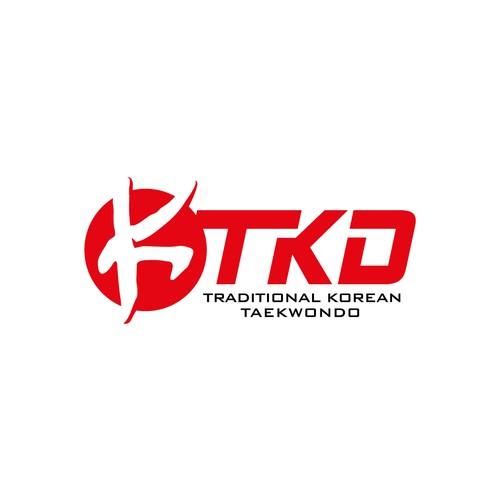 logo for Taekwondo School | Logo design contest