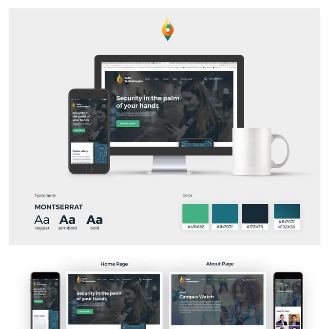 Design vencedor por ⭐️Visualland⭐️