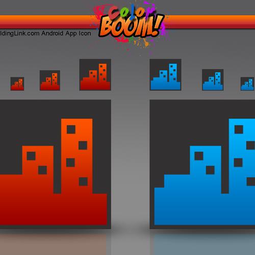 Design finalista por ColorBoom!