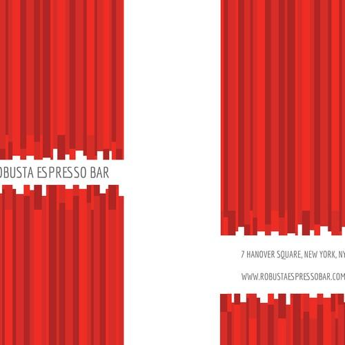 Diseño finalista de BurntMedia