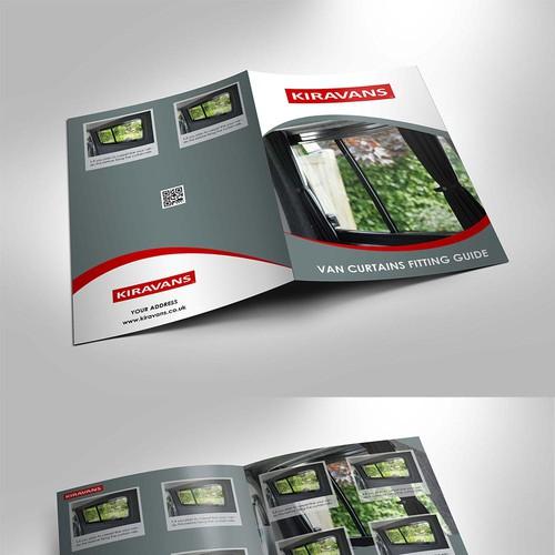 Runner-up design by DesigngotAgency