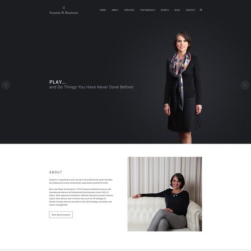 Diseño finalista de Webinpixels