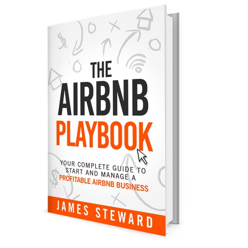Airbnb Ebook cover design | Book cover contest
