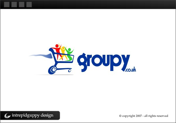 Gewinner-Design von Intrepid Guppy Design