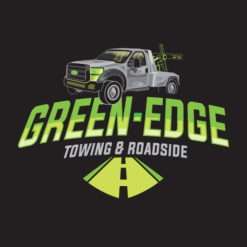 Create Cool Logo For Tow Truck Company Design Contest