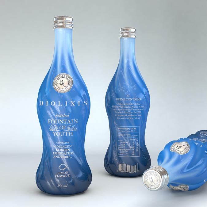 Winning design by Han van Oss