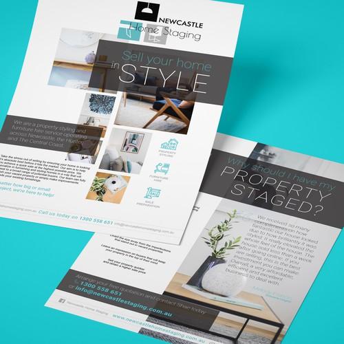 Diseño finalista de Graphic Curation