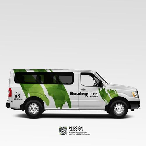Diseño finalista de Reidesigns