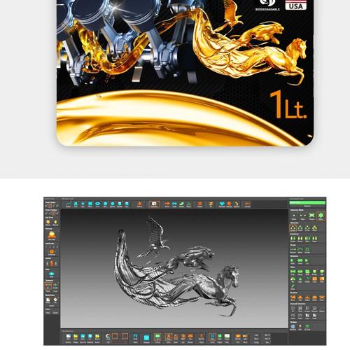 Diseño finalista de Special_Graphics911