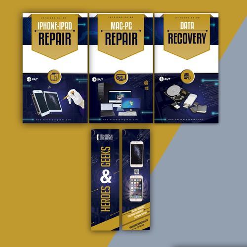Runner-up design by Willboydesign
