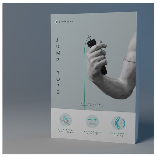 Runner-up design by Five Visuals