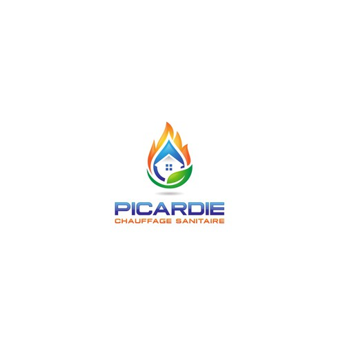 House equipment (Heat & plumbing equipment) company looking for an AWESOME logo :D ! Design by KajiRyant™