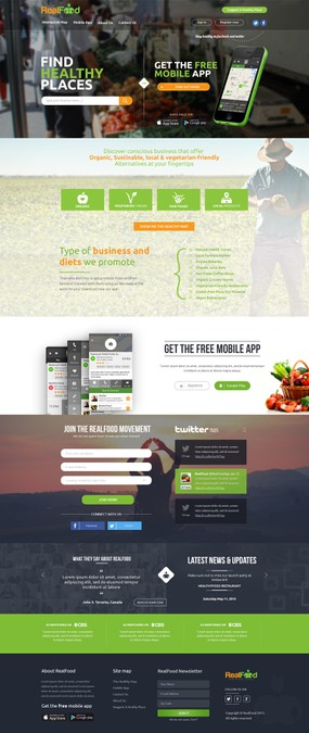 Winning design by webDAE